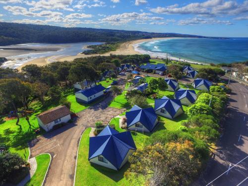 Hotellbilder: Beach Cabins Merimbula, Merimbula