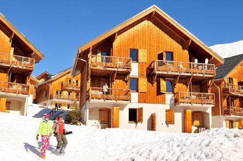 Hotel Pictures: Goélia - Les Chalets des Marmottes, Saint-Jean-d'Arves