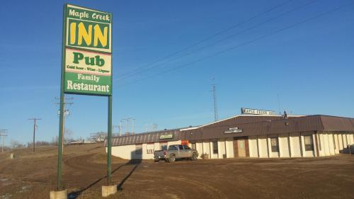 Hotel Pictures: Maple Creek Motor Inn, Maple Creek