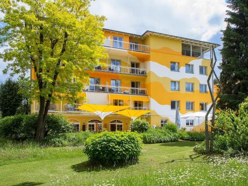 酒店图片: Harmonie Hotel am See, 法克湖畔杜罗博拉赫