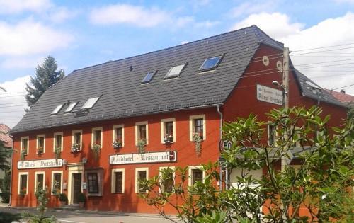 Hotel Pictures: Altes Wirtshaus, Tharandt