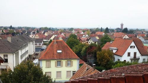Hotel Pictures: Le Petit Rempart Appartement, Huttenheim