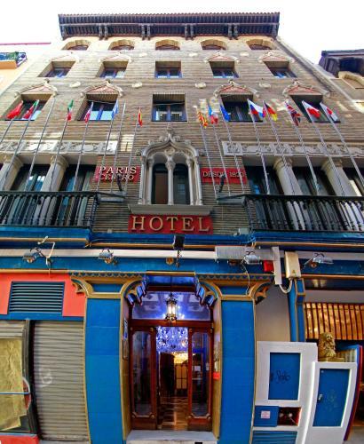 Hotel Pictures: Hotel Paris Centro, Zaragoza