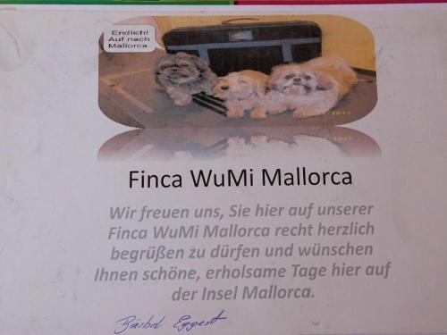WuMi Finca Mallorca