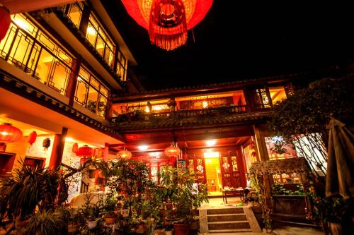 Hotel Pictures: Lijiang Peach Hostel, Lijiang