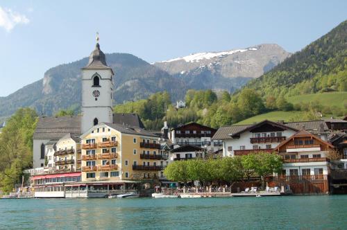 Hotelbilleder: Aberseeblick Pension Ellmauer, St. Wolfgang