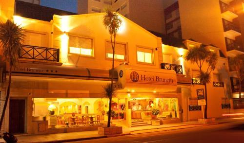 Fotografie hotelů: Hotel Brunetti, Mar del Plata