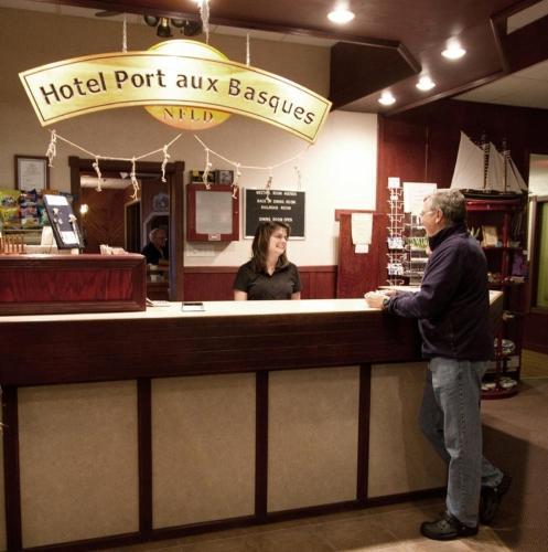 Hotel Pictures: Hotel Port Aux Basques, Channel-Port aux Basques