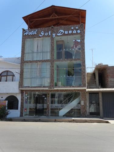 Hotel Sol y Dunas