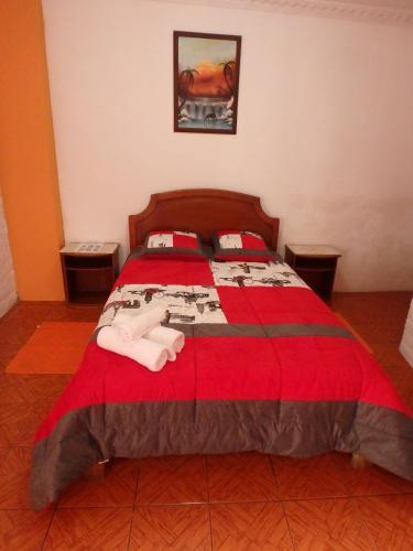 Hotel Pictures: Hostal León, Baños