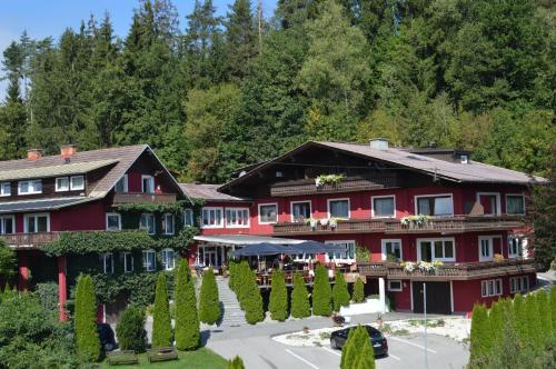 Hotellikuvia: Landidyll-Hotel Nudelbacher, Feldkirchen in Kärnten