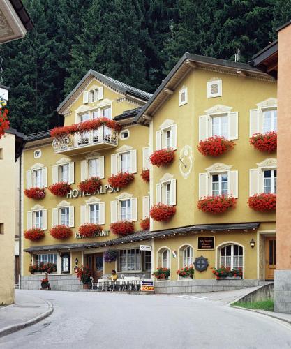 Hotel Pictures: Hotel Alpsu, Disentis