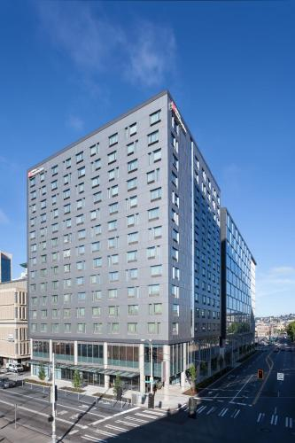 Hilton Garden Inn Seattle Downtown, WA