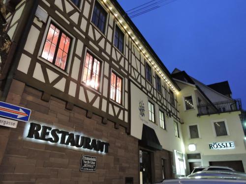 Hotel Pictures: Hotel Restaurant Rössle, Calw