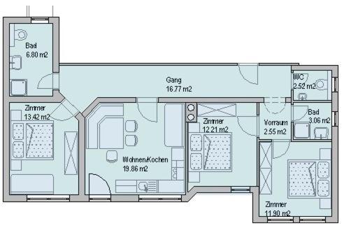 Hotellbilder: Apartment Zell am Ziller 4, Hainzenberg
