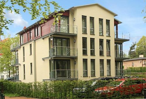 Apartment Heringsdorf - Seeheilbad 1