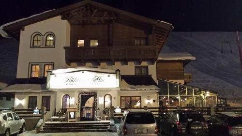 Fotos do Hotel: Kühtaier Alm, Kühtai