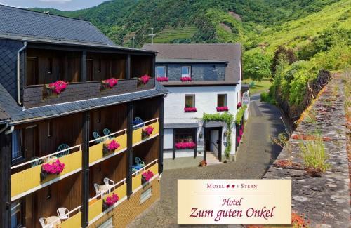 Hotel Pictures: Moselstern Hotel Zum guten Onkel, Bruttig-Fankel
