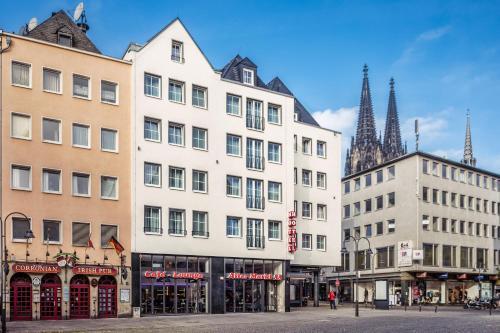 Hotel Kunibert Der Fiese Am Bollwerk   Koln