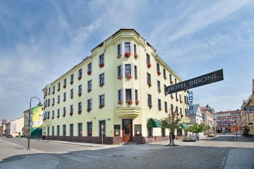 Brioni Boutique Hotel 4*