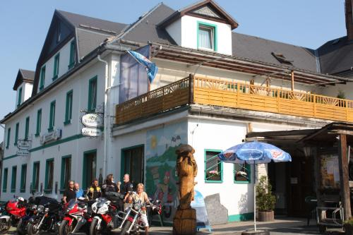 Hotel Pictures: , Saalburg