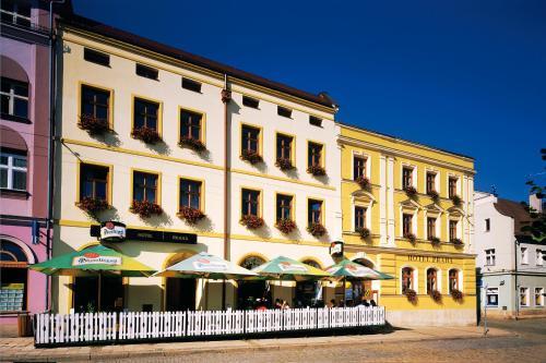 Hotel Pictures: Hotel Praha, Broumov