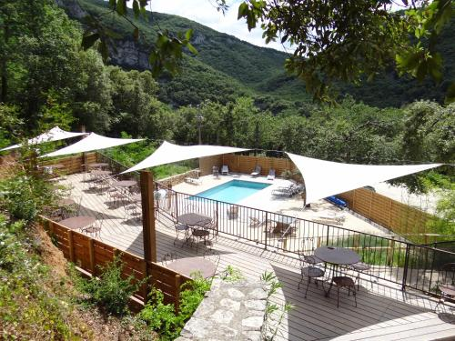 Hotel Pictures: , Vallon-Pont-d'Arc