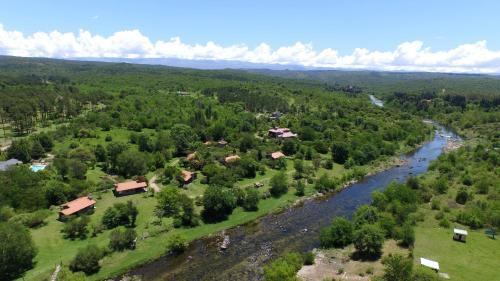 Hotellikuvia: El Rodeo Apart Cabañas, Santa Rosa de Calamuchita