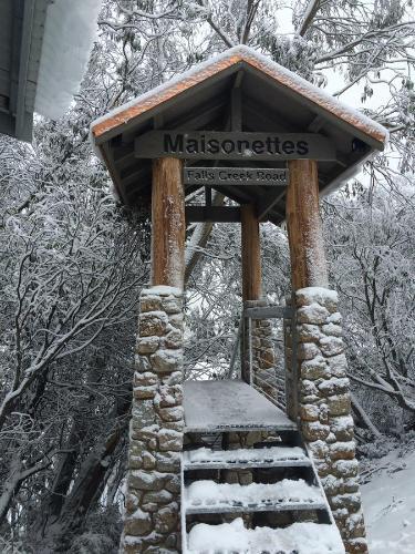 ホテル写真: Maisonettes Falls Creek, Falls Creek