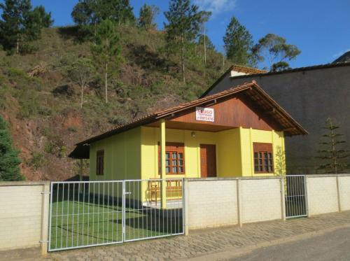 Hotel Pictures: Casa em Pedra Azul, Aracê