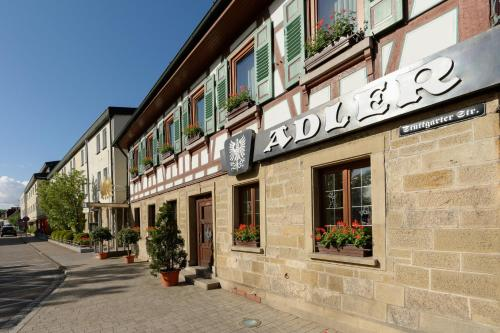 Hotel Pictures: Ringhotel Adler Asperg, Ludwigsburg