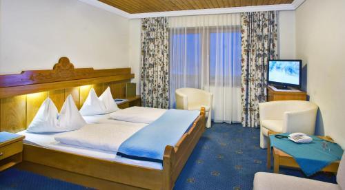 Hotellikuvia: Hotel Berghof, Innerkrems