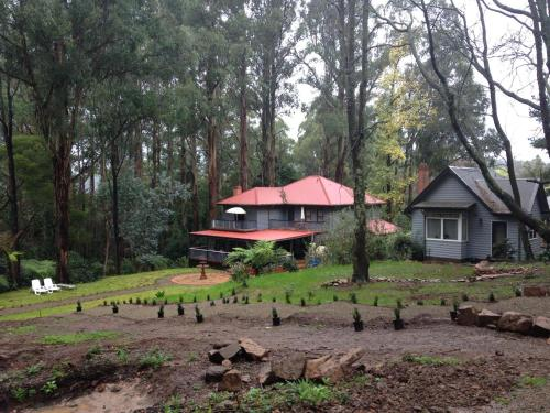 Fotografie hotelů: Merrow Cottages, Mount Dandenong