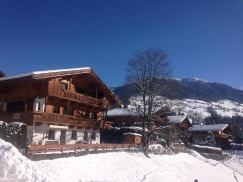 Φωτογραφίες: Ferienwohnung Tramberger, Alpbach