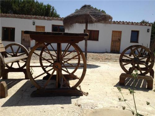 Holiday home Cortijo Zarzamora, Carretera Gaucin