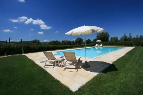 Two-Bedroom Holiday home in Podere Casale del Bosco