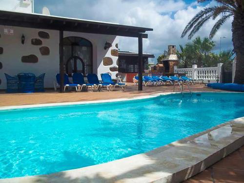 Hotel Pictures: Villa Lidia Lanzarote, La Asomada