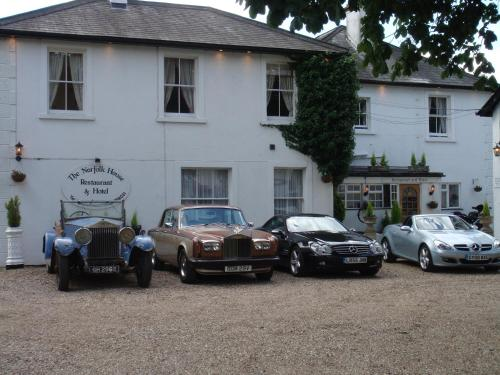 Hotel Pictures: Norfolk House Hotel, Maidenhead