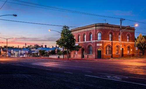 Hotellikuvia: Globe Guesthouse and Cafe, Castlemaine