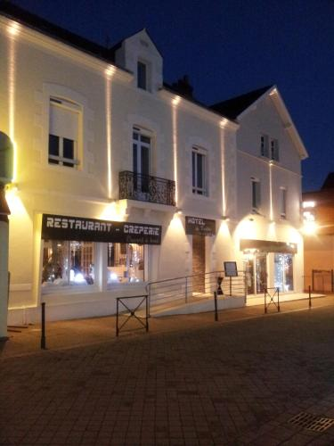 Hotel Pictures: Hôtel de Nantes, La Bernerie-en-Retz