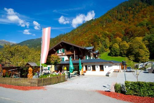 Photos de l'hôtel: Alpengasthaus Muntafuner Stöbli, Sankt Gallenkirch