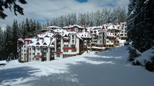 Hotelbilder: The Castle Complex - Apartment 401, Pamporovo