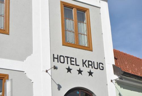 酒店图片: Hotel Krug, 冈姆波尔茨基尔兴