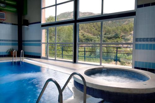 Hotel Pictures: Hotel Rosaleda del Mijares, Montanejos