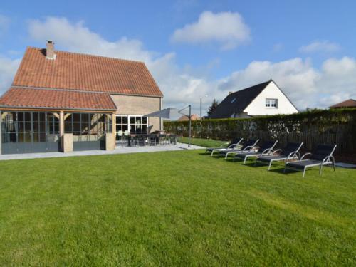 Hotelbilleder: Holiday home Villa Arthur, Middelkerke