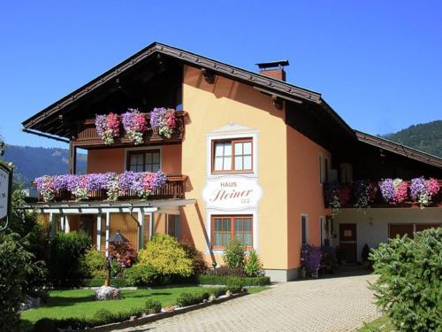 Hotelbilleder: Apartment Steiner 4, Tröpolach