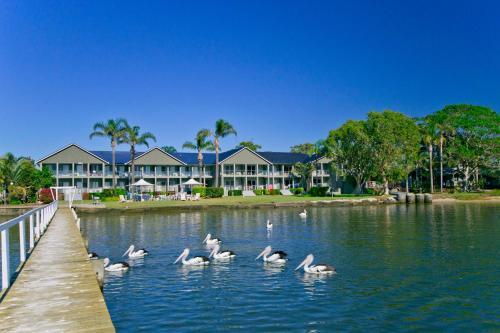 Hotelbilder: Moby Dick Waterfront Motel, Yamba