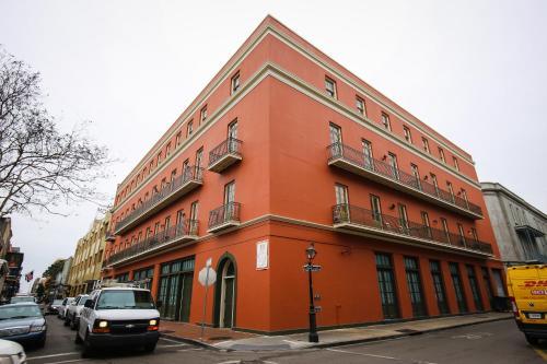 Hosteeva French Quarter Suite with Balcony