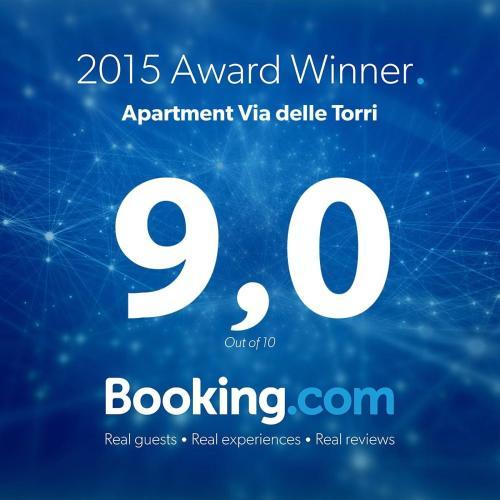 Apartment Via delle Torri