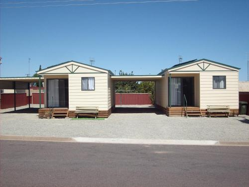 Fotos do Hotel: Jacko's Holiday Cabins, Arno Bay